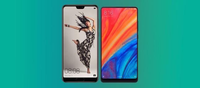Huawei P20 Pro vs Xiaomi Mi Mix 2S: Camera test compares video in 4K