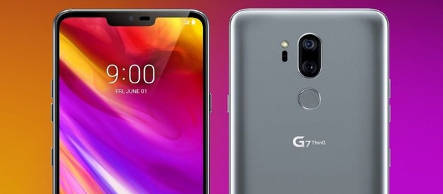 Alert for Bid: LG G7 ThinQ from R $ 1,699
