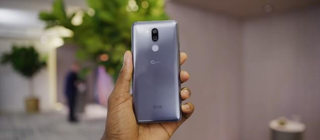 LG G7 ThinQ: comparação revela diferença entre fotos capturadas com