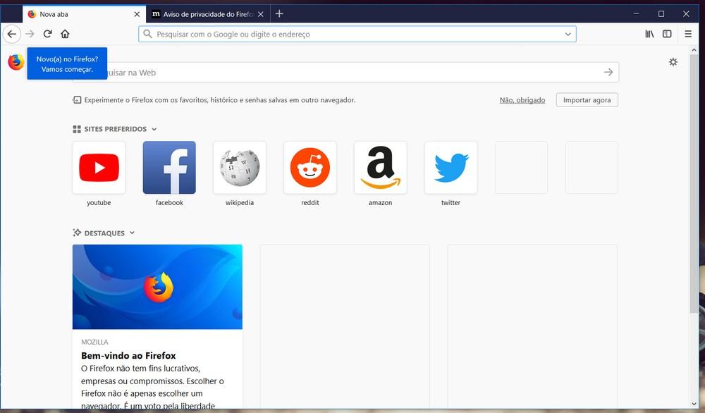 Fim das senhas: Firefox 60 chega com novo sistema de autenticação
