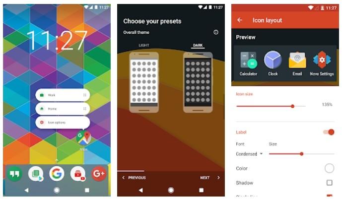 Nova Launcher ganha atualização com compatibilidade para nova versão