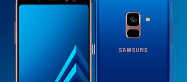 80ab2f3b7 Galaxy J6  fotos reais do aparelho da Samsung vazam e confirmam visual com  tela infinita