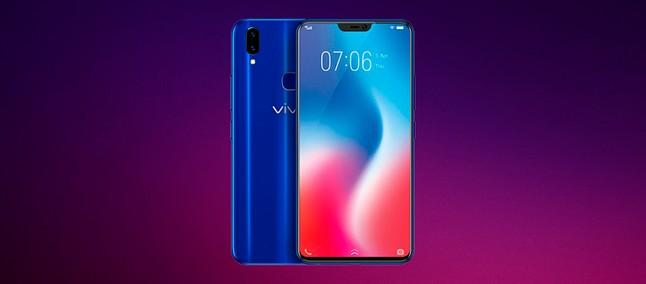 Vivo V9 é Lançado Na Índia Sob Nova Cor Sapphire Blue