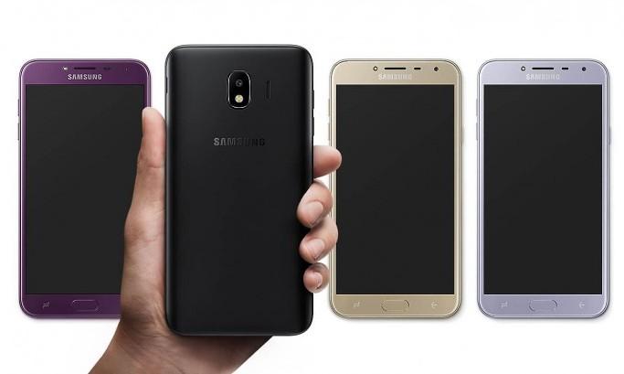 Galaxy J4 Especificaciones Técnicas