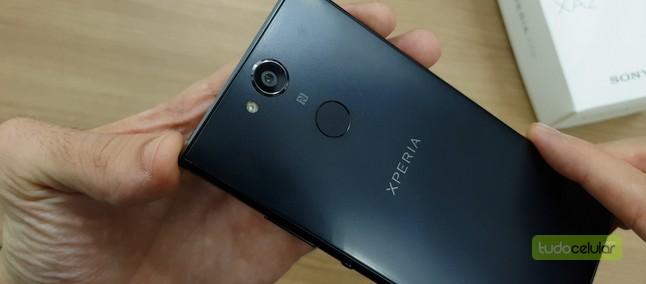 Sony atualiza Xperia XA2 e XA2 Ultra com pacote de segurança de