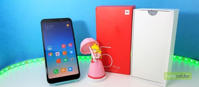 Xiaomi Redmi 5 Plus recebe versão estável da MIUI 10 - Tudocelular com