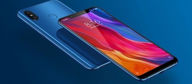 Xiaomi Mi 8 Wallpaper: Na Surdina, Xiaomi Mi 8 Ganha Lançamento Global E Começa A