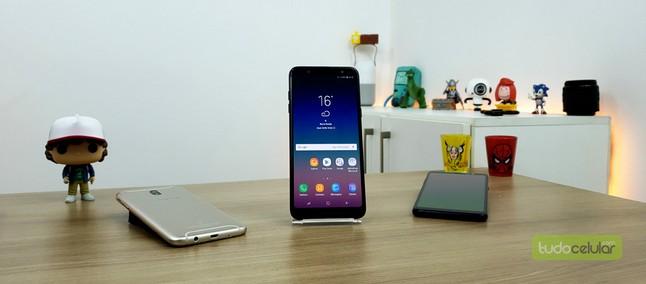 Alerta de Oferta: Samsung Galaxy A6 Plus a partir de R$ 1 129