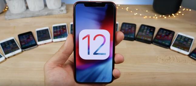 Realmente mais rápido  iOS 12 enfrenta iOS 11.4 em todos os modelos ... 36493476f4