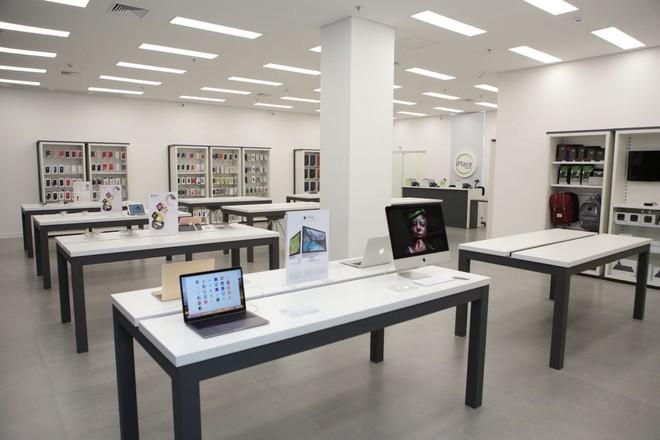 f9b917bb981 Nova loja iPlace está sendo inaugurada na cidade de Guarulhos no Parque  Shopping Maia. Esta será a segunda unidade na cidade que fica na região ...