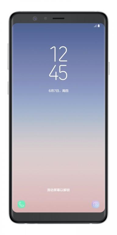 68b024a19 Faz sentido  Samsung lança Galaxy A9 Star nas Filipinas com outro ...