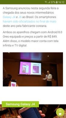 Galaxy S7 Edge manteve mesma autonomia de bateria com o Oreo
