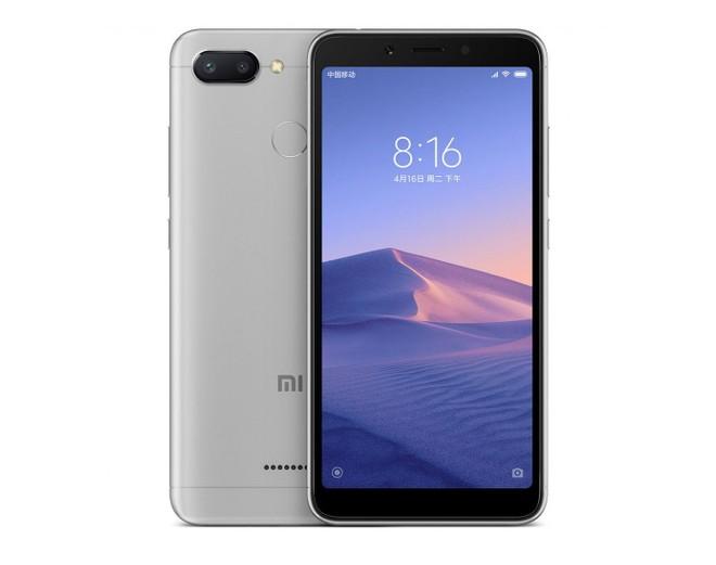 cdaf8944c Começando pelo modelo mais poderoso e caro, o Xiaomi Redmi 6 conta com o  chipset MediaTek Helio P22.