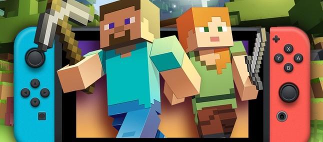 It's here! Minecraft trailer emphasizes cross-play between