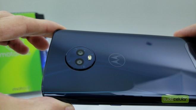 35ae39e20b5 A conclusão é que o Moto G6 é uma bela evolução comparado ao seu  antecessor. O já não tão baratinho assim da Motorola agora é elegante