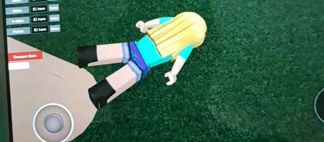 1c1a3d6cc5 Roblox  criança de 7 anos tem personagem estuprada em jogo on-line ...