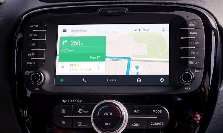 Google Maps no Android Auto recebe novidade para melhorar