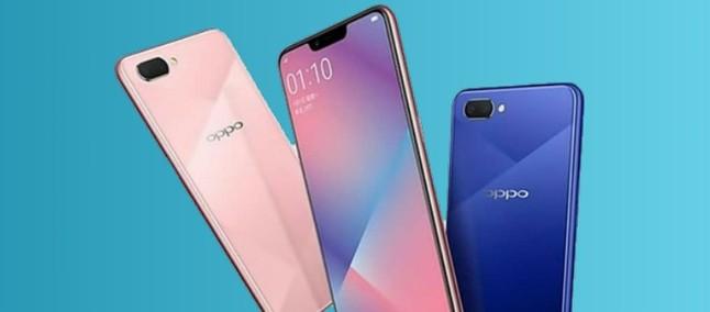 Oppo Anuncia O A3s Com Notch, Snapdragon 450 E Bateria