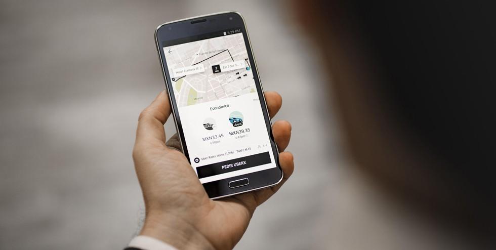 Quan hệ đối tác tuyệt vời! Uber hiện có thể lên kế hoạch cho các chuyến đi của mình theo lịch trình xe lửa của Hoa Kỳ 1