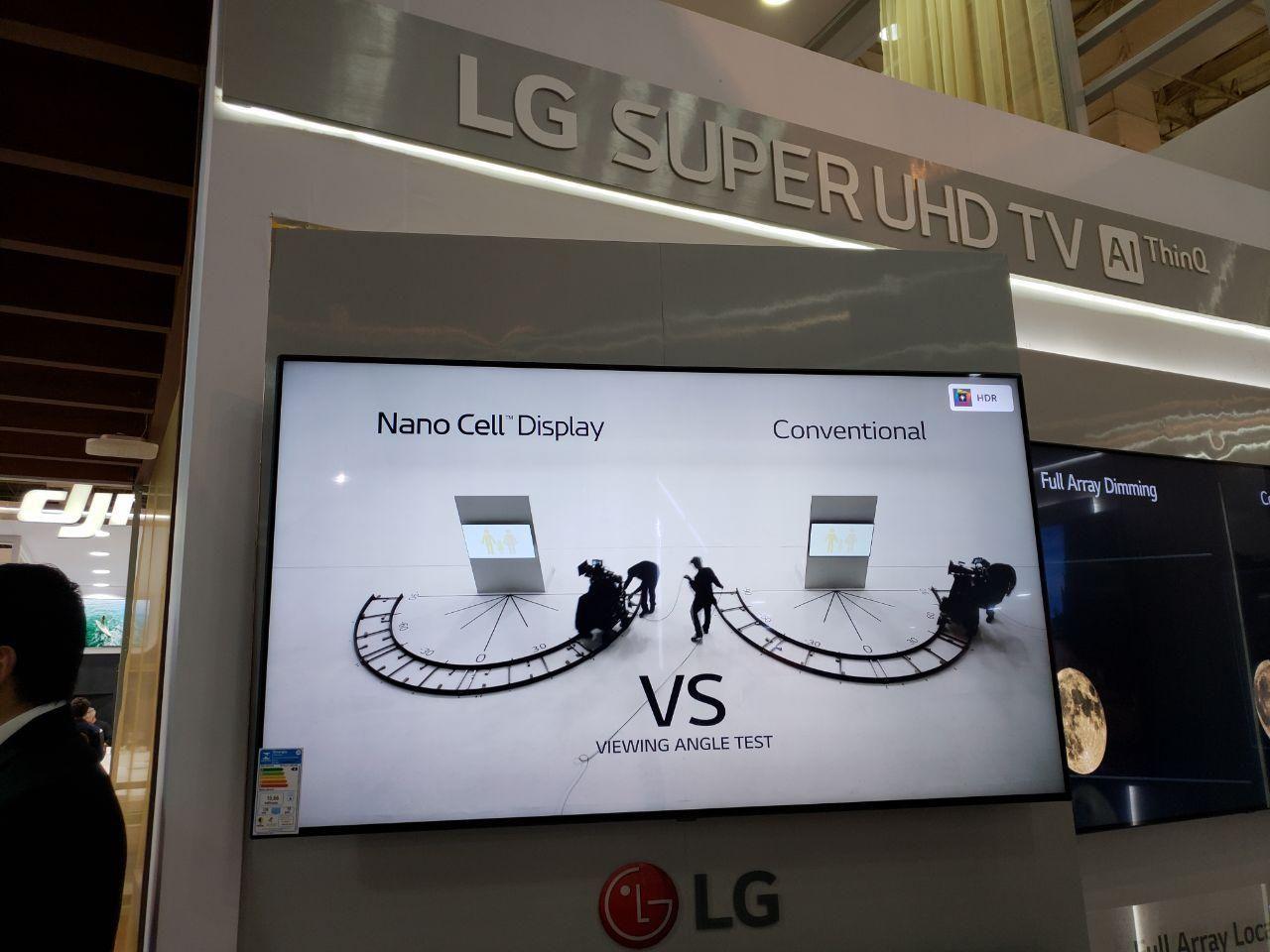 Eletrolar Show 2018: novas SmartTVs LG - Tudocelular com