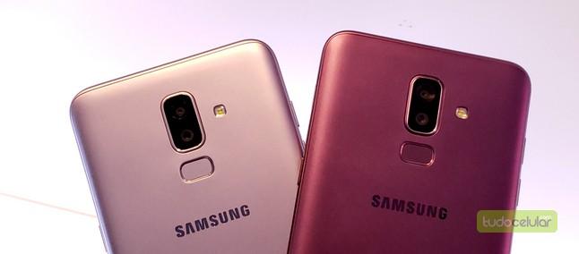 7f182de25 Alerta de Oferta Black Friday  Samsung Galaxy J8 a partir de R  1.022