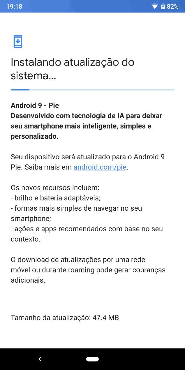 Android 9 Pie promete ser rápido, inteligente e funcional