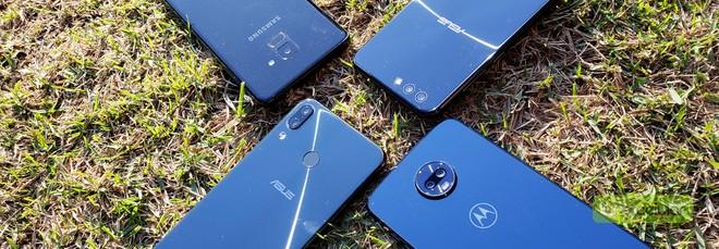 Zenfone 5, Moto Z3 Play, Galaxy A8 Plus e Zenfone 4 | Comparativo de câmeras TudoCelular
