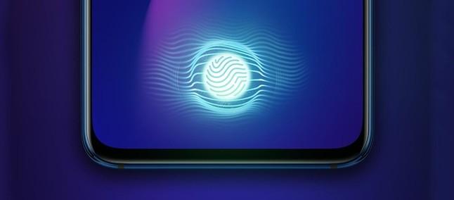 Oppo certifies three new smartphones with digital reader under the screen