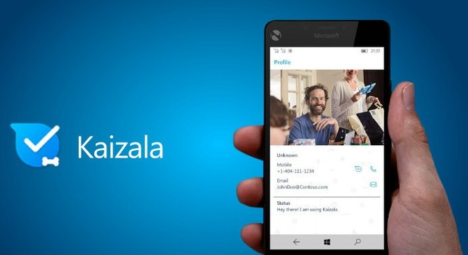 O novo aplicativo da Microsoft voltado para corporações chegou no Brasil e  trouxe como novidade o fato de permitir o gerenciamento de grupos com até 1  ... aabcb2036cf