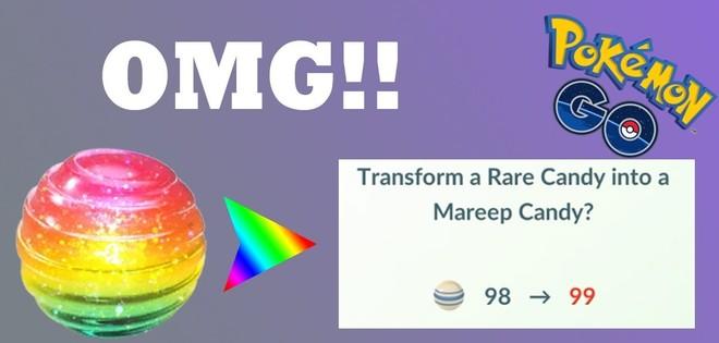 Pokémon GO: o que é, como conseguir e onde usar o Rare Candy