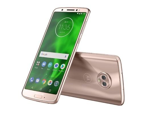 04cf5ad0b Motorola lança nova opção de cor para Moto G6 no mercado brasileiro ...