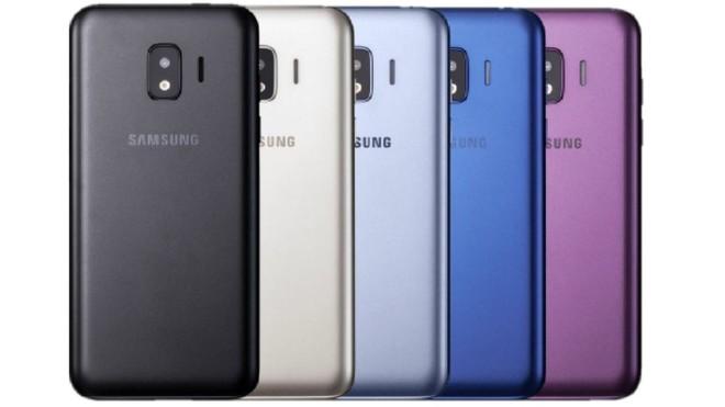 183075514 Galaxy J2 Core com Android Go customizado volta a surgir revelando ...
