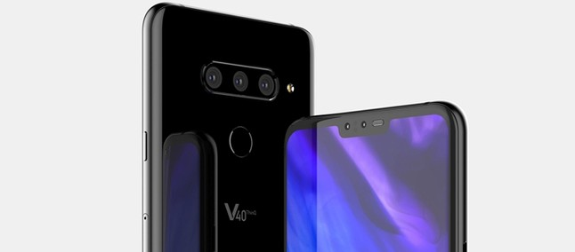 He is coming! LG V40 ThinQ gets official release date