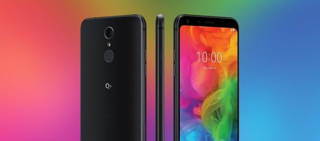LG Q7 chega à Índia com preço equivalente a R$ 939 e