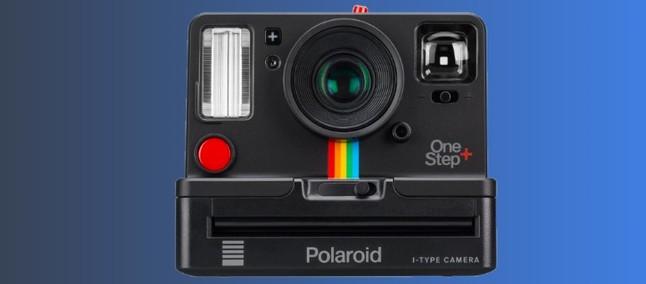 IFA 2018  Polaroid Originals OneStep + é uma câmera instantânea com  Bluetooth e duas lentes 4d4a81986f