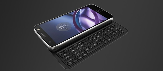 Liangchen Chen announces the cancellation of production of Moto Mod QWERTY keyboard