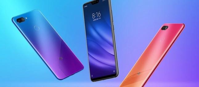 Xiaomi Mi 8 Wallpaper: Eles Chegaram! Xiaomi Lança Novos Mi 8 Lite E Mi 8 Pro Com