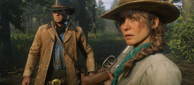 Exagero! Red Dead Redemption 2 come mais de 100 GB de espaço no PS4