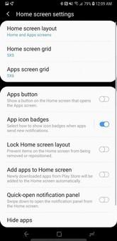 Gostinho de Android Pie! Launcher da Samsung Experience 10 já está