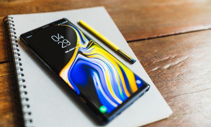 e2bad2b1d8 Alerta de Oferta  Samsung Galaxy Note 9 a partir de R  3.240 - Tudocelular. com