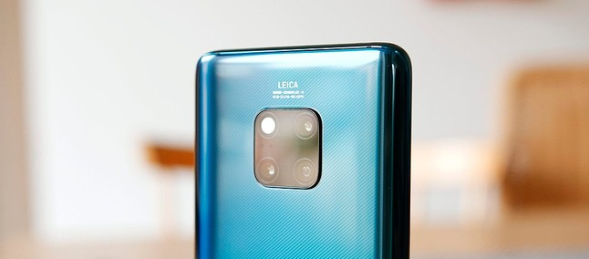 Huawei Mate 20 Pro reaches the Indian market with a price equivalent to 3900 reais