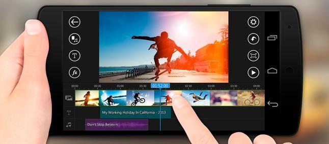 Confira 12 apps gratuitos para criar e editar vídeos profissionais no seu  smartphone 8249061bf04
