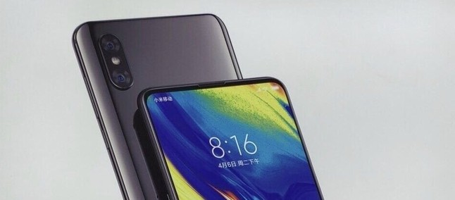 With retractable camera and 5G, Xiaomi Mi Mix 3 leaks in poster revealing design details