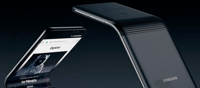 Samsung Galaxy F: teaser indicates product announcement for November