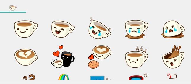 Figurinhas! WhatsApp começa a liberar stickers para usuários de