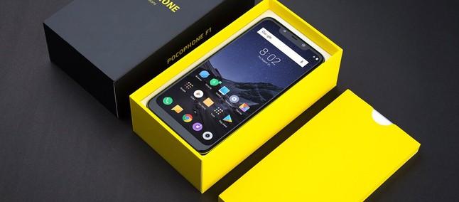 Alerta de Oferta: Xiaomi Pocophone F1 a partir de R$ 1 449