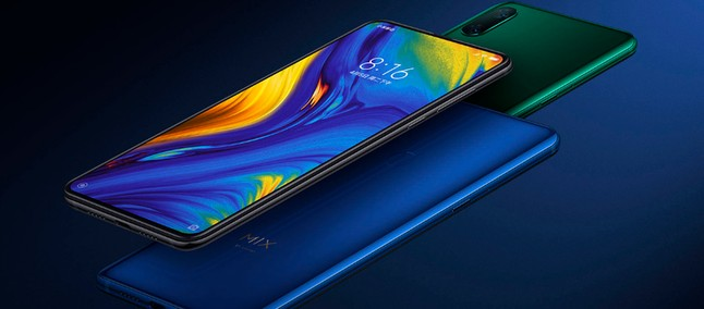 Xiaomi Mix Wallpaper: Xiaomi Mi MIX 3 Entra Em Venda No Varejo Online Chinês A