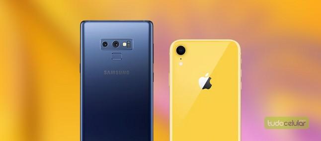 9fa05c08e Galaxy Note 9 enfrenta o
