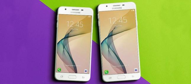 Chegou No Seu Celular Galaxy J5 Prime E J7 Prime Comecam A Receber