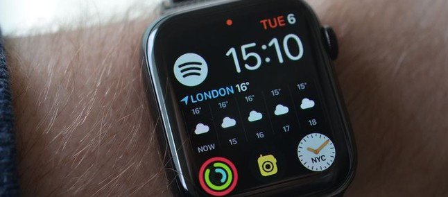 Apple releases latest test version of watchOS 6 for developers 1